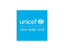 Opdracht voor UNICEF